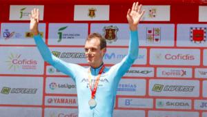 Luis León Sánchez busca su quinto título de Campeón de España de CRI frente a Bilbao y Ion Izagirre