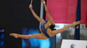 Divina Seguros, patrocinador principal de la RFEG, otorgará una beca a los gimnastas que se proclamen campeones de España tanto en el individual femenino como en el individual masculino