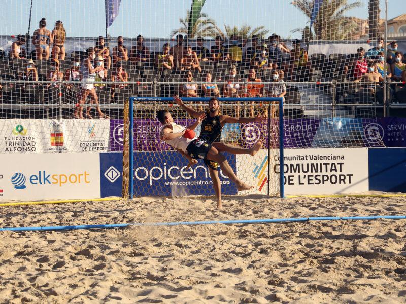 Balonmano Playa - Comunitat de l'Esport
