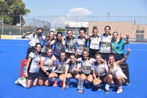 La Copa FHCV corona al Giner de los Ríos y al Valencia femenino